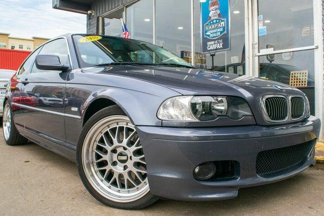 2003 BMW 3 Series 325Ci Coupe RWD
