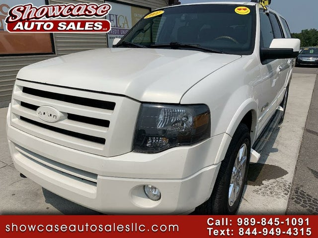 2007 Ford Expedition Limited 4WD