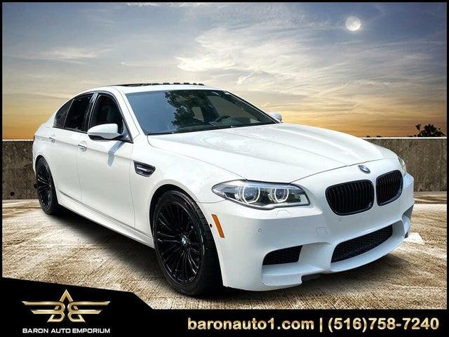 2014 BMW M5 RWD
