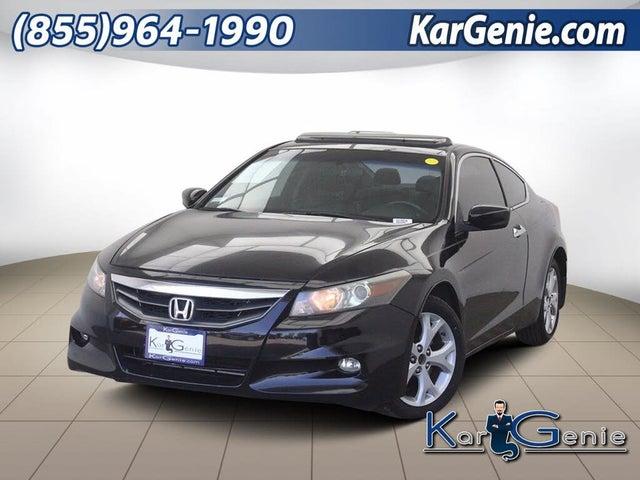 2011 Honda Accord Coupe EX-L V6