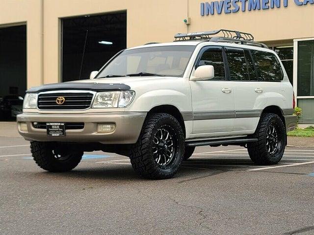 1998 Toyota Land Cruiser 4WD