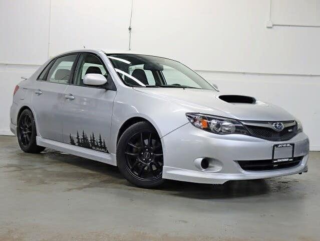 2009 Subaru Impreza WRX Premium Package