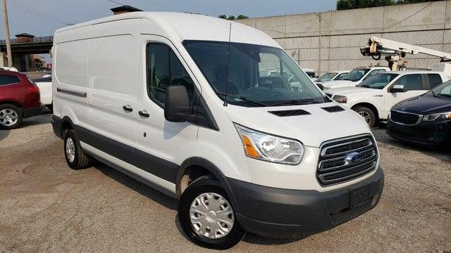 2017 Ford Transit Cargo 250 3dr LWB Medium Roof Cargo Van with Sliding Passenger Side Door