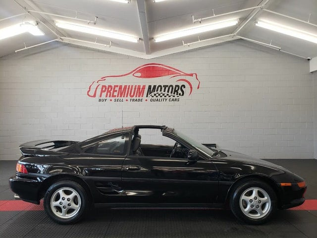 1991 Toyota MR2 2 Dr Turbo Coupe
