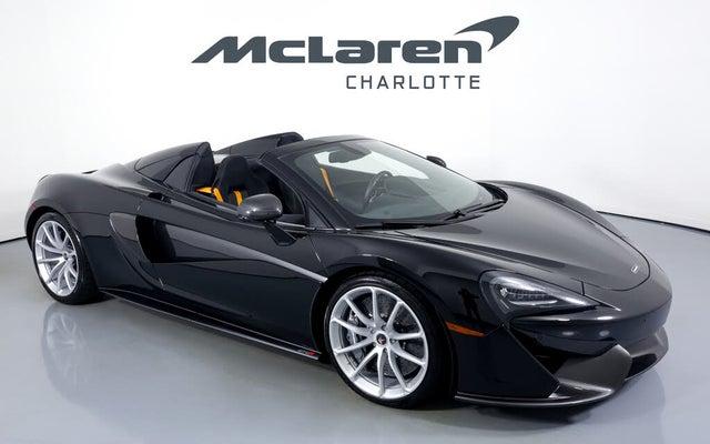 2018 McLaren 570S Spider RWD