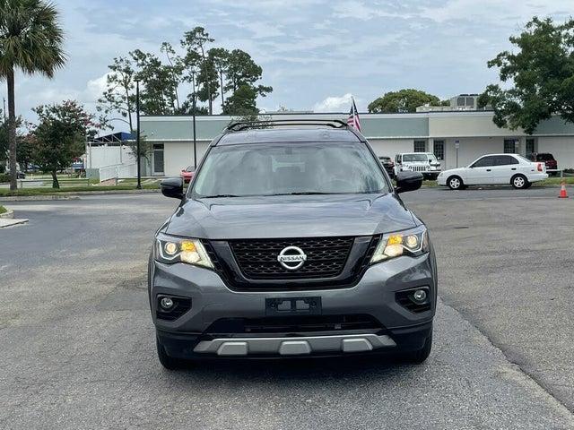 2019 Nissan Pathfinder Platinum FWD