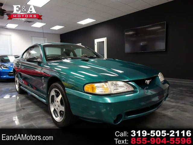 1997 Ford Mustang SVT Cobra Coupe