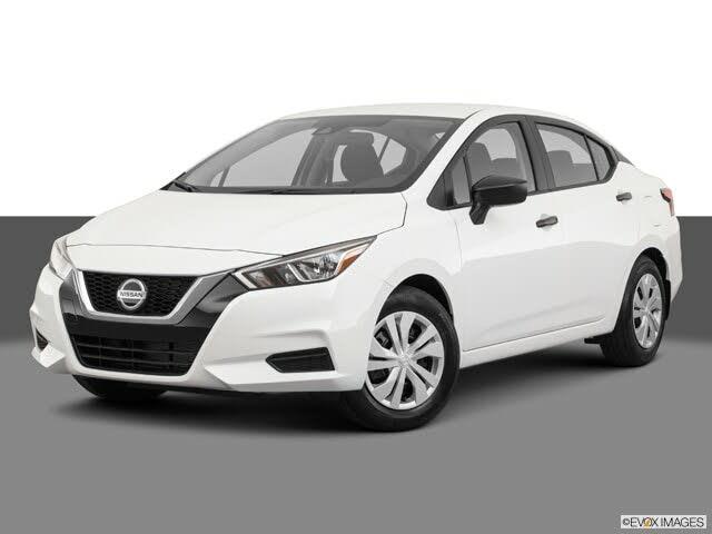 2021 Nissan Versa S FWD