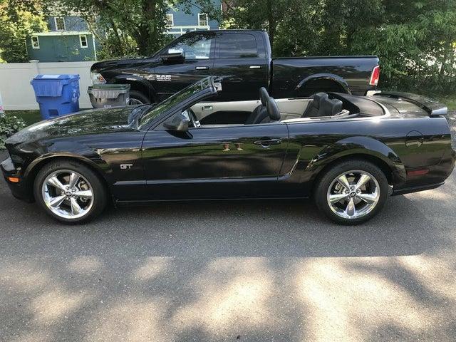 2008 Ford Mustang GT Premium Convertible RWD