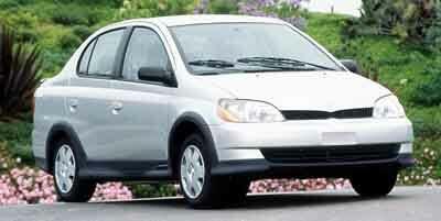 2000 Toyota ECHO 4 Dr STD Sedan