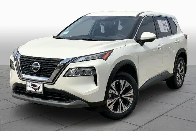 2021 Nissan Rogue SV FWD