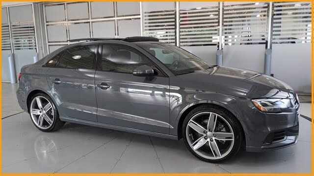 2020 Audi A3 2.0T Premium Plus Sedan FWD
