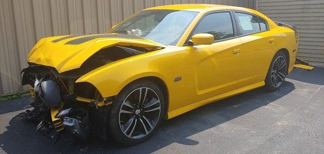 2012 Dodge Charger SRT8 Super Bee RWD