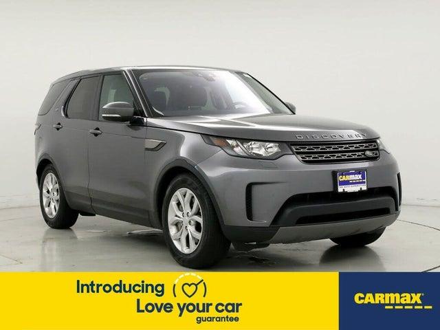2018 Land Rover Discovery V6 SE AWD