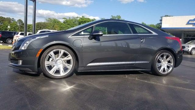 2014 Cadillac ELR FWD