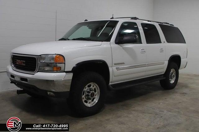 2003 GMC Yukon XL 2500 SLT 4WD