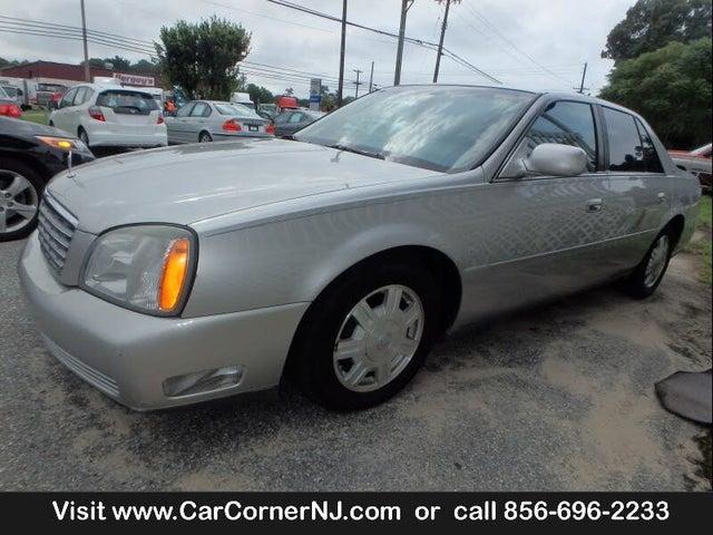 2004 Cadillac DeVille Sedan FWD