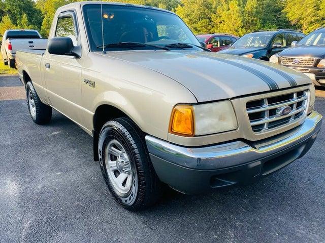 2001 Ford Ranger XLT 2 Door Flareside RWD