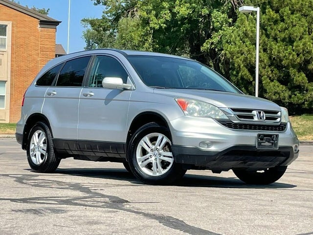 2010 Honda CR-V EX-L FWD with Navigation