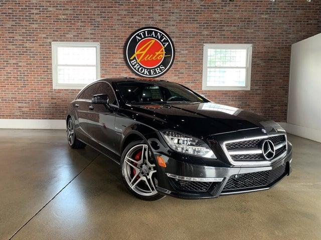 2014 Mercedes-Benz CLS-Class CLS AMG 63 S-Model