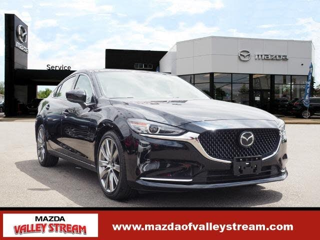 2018 Mazda MAZDA6 Grand Touring Reserve Sedan FWD