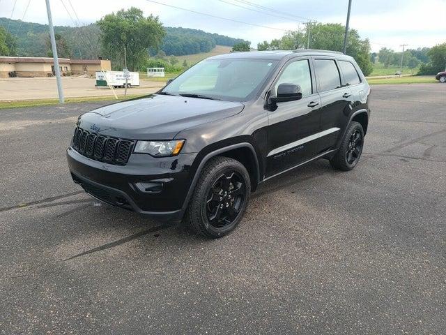 2018 Jeep Grand Cherokee Laredo E 4WD