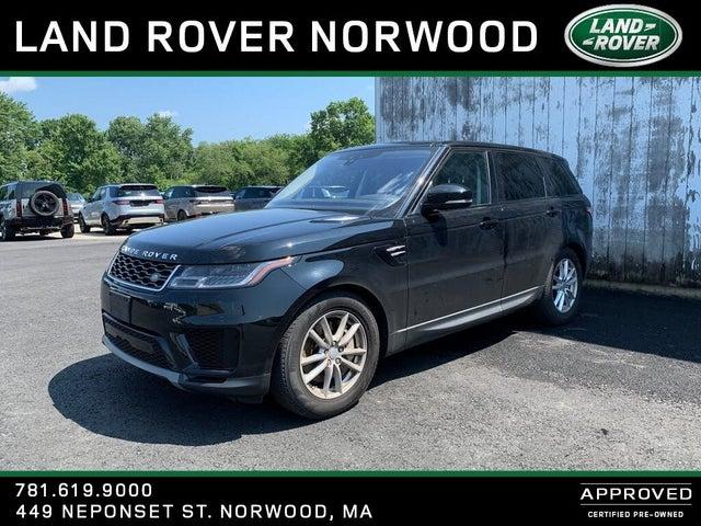 2019 Land Rover Range Rover Sport V6 SE 4WD