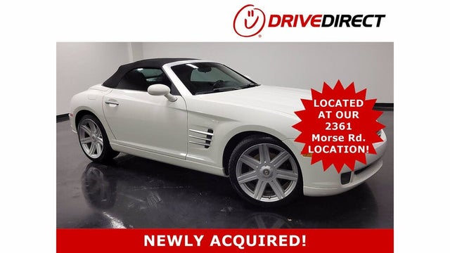 2005 Chrysler Crossfire Limited Roadster RWD