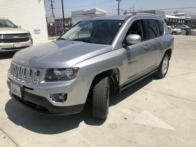 2017 Jeep Compass X High Altitude