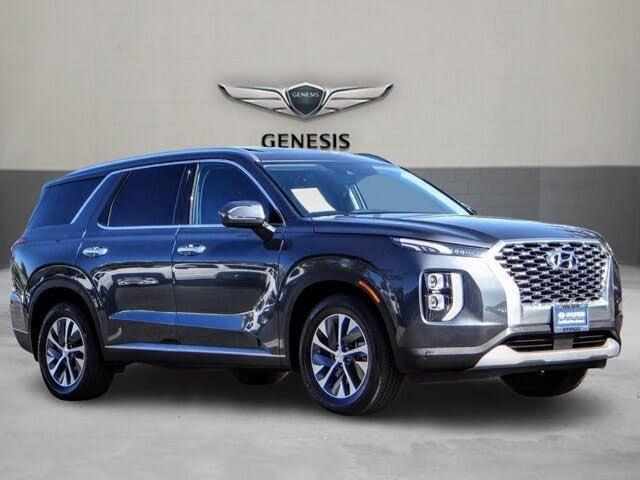 2020 Hyundai Palisade SEL FWD
