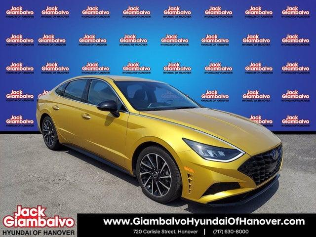 2020 Hyundai Sonata SEL Plus FWD
