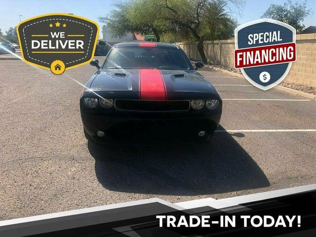 2013 Dodge Challenger Rallye Redline RWD