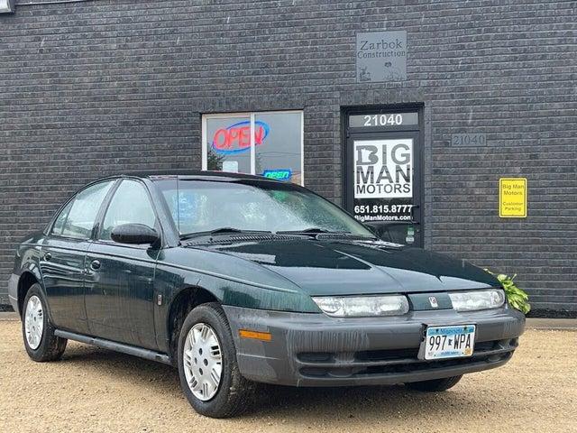 1996 Saturn S-Series 4 Dr SL1 Sedan