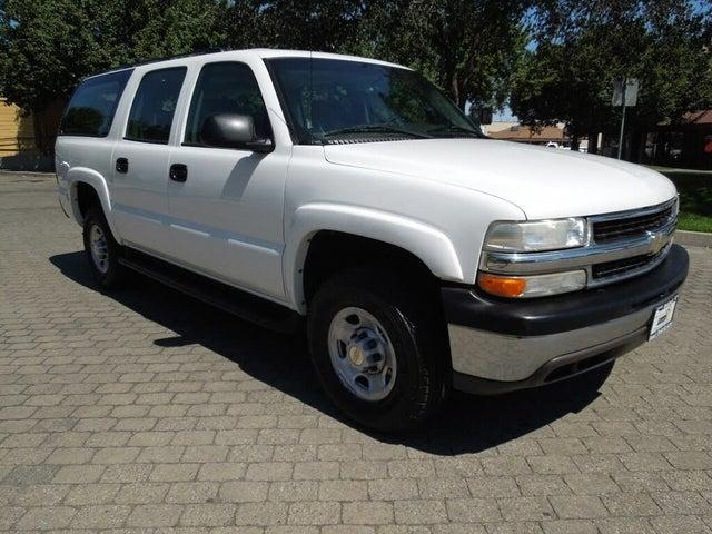 2006 Chevrolet Suburban 2500 LS 4WD