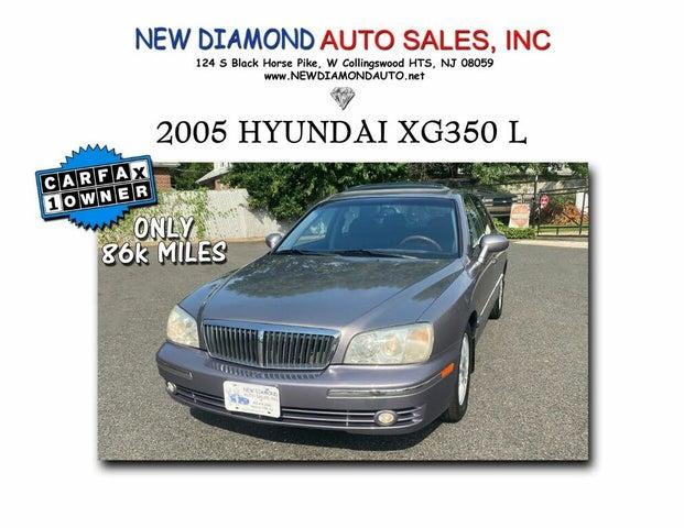 2005 Hyundai XG350 4 Dr L Sedan