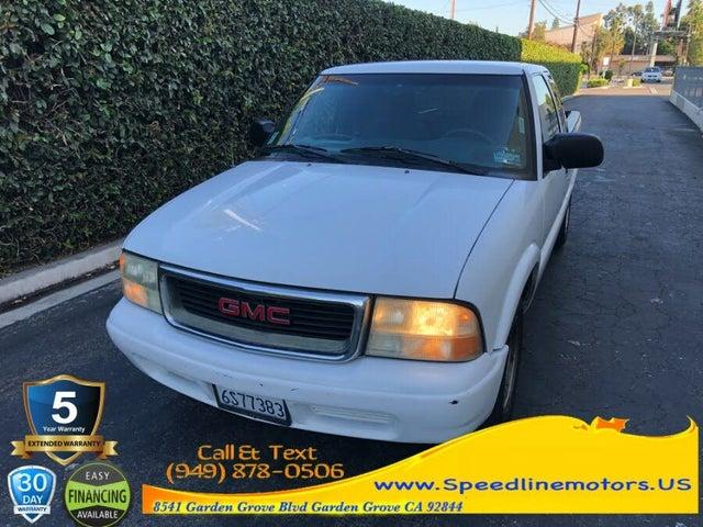 2002 GMC Sonoma SLS Ext Cab 2WD