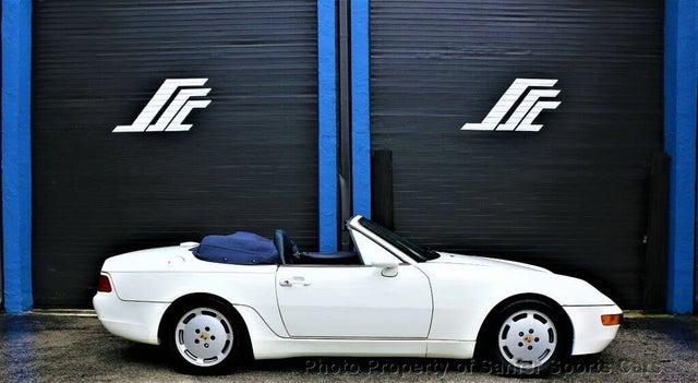 1992 Porsche 968 2 Dr STD Convertible
