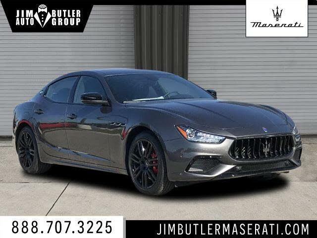 2021 Maserati Ghibli SQ4 AWD