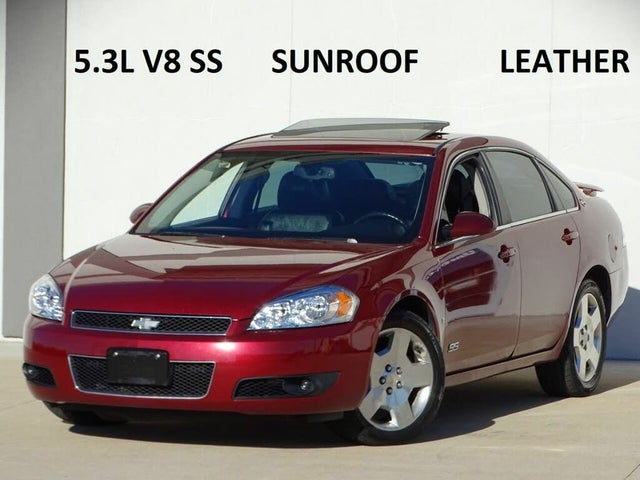 2008 Chevrolet Impala SS FWD