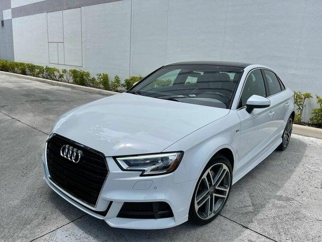 2018 Audi A3 2.0T Premium Plus Sedan FWD