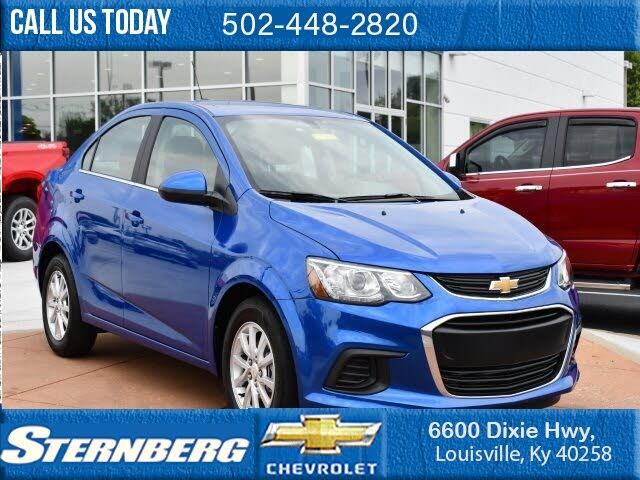 2020 Chevrolet Sonic LT Sedan FWD