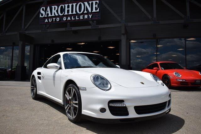 2009 Porsche 911 Turbo Coupe AWD