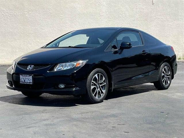 2013 Honda Civic Coupe EX-L