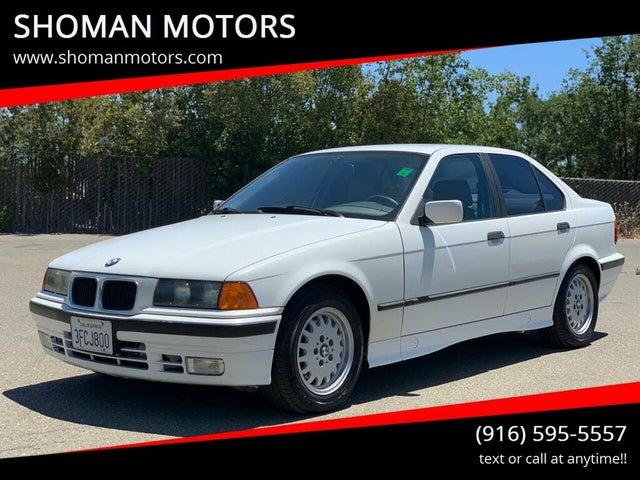 1993 BMW 3 Series 325i Sedan RWD