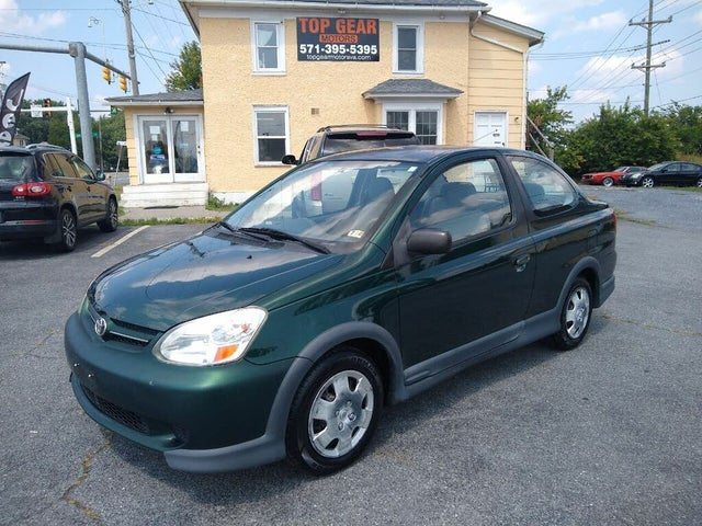 2003 Toyota ECHO 2 Dr STD Coupe