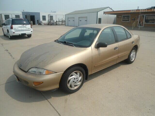 1998 Chevrolet Cavalier Sedan FWD
