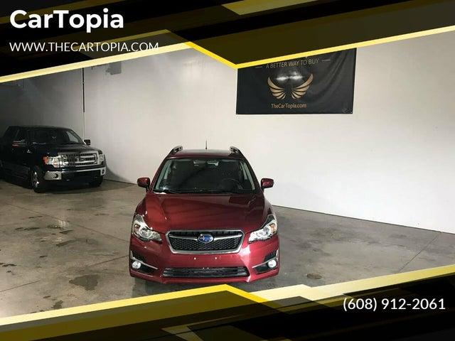 2015 Subaru Impreza 2.0i Sport Premium Hatchback