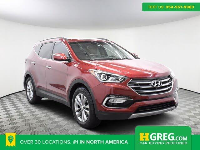2017 Hyundai Santa Fe Sport 2.0T FWD