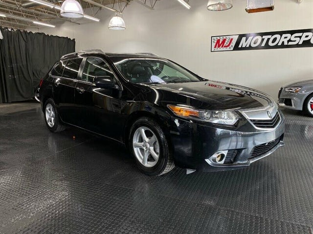 2012 Acura TSX Sport Wagon FWD with Technology Package