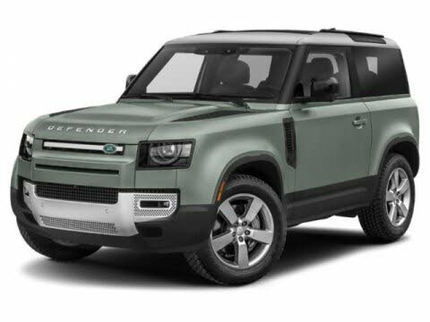 2022 Land Rover Defender 90 S AWD